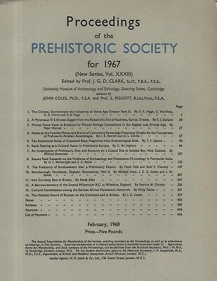 Prehistoric Society Proceedings(1967) Rainsborough-Epirus-India-Minoan Vases