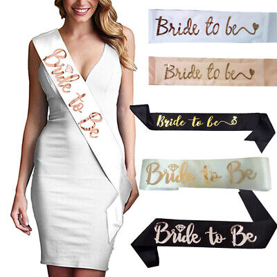 New Fashion Team Bride Hen Party Bride Sash Girls Night Out Do Bachelorette