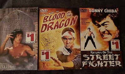 Kung Fu 3 Movie DVD Collection