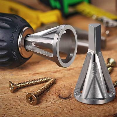 DOMOM Deburring External Chamfer Tool for Drill Bit 60% OFF US STOCK