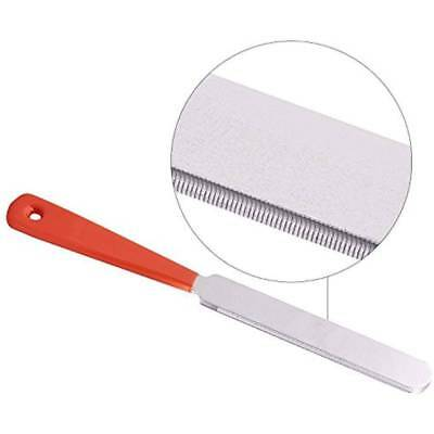 1pc Durable  Guitar Fret Crowning Luthiers Tools File Narrow Dual Cutting Edge