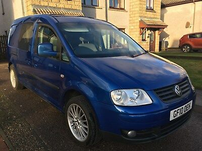 *SOLD* 2010 VW Caddy Maxi Kombi 1.9 5-seater MTB Day Van Camper *SOLD*