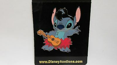 Disney Auctions Exclusive Hula Elvis Stitch Pin - Limited Edition of 1000