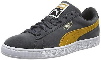 Suede Gate Classic Iron Sneakers Gris Puma Homme Bicolore Baskets Y67yfvgb