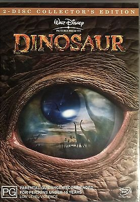 Dinosaur (DVD, 2003, 2-Disc Set)  Disney  BRAND NEW