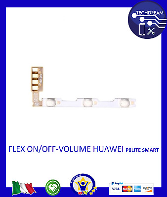 Flat Accensione Power On Off Volume Huawei P8 Lite 2017 Pra-lx1 Low Price Cell Phones & Accessories Other Cell Phone Accessories