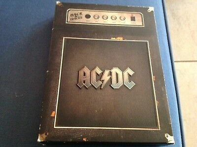 COFFRET AC/DC - BACKTRACKS 2CD & 1 DVD +1 livret