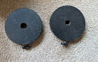 Orion 11lb Counterweights for Telescope Mount Good Condition
