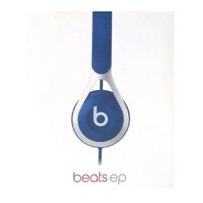 Beats By Dr Dre EP Wired Headband On Ear Headphones - Blue