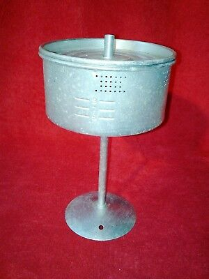 Vintage 9 Cup Percolator Coffee Pot Replacement Insert For Tin Gl