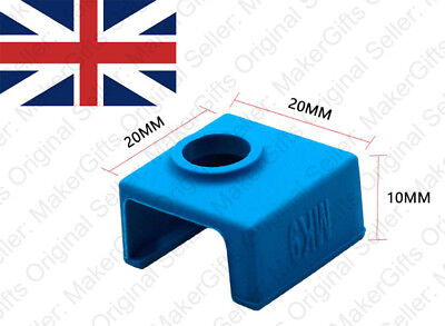 Silicone Sock Heater Block Cover For 3D Printer MK7 MK8 MK9 Heated Extruder New