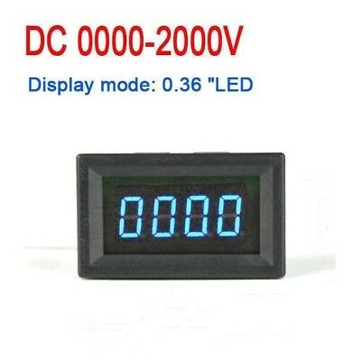 Tools Current Meters Dc 8-12v 0~+/-50a Power Supply Ampere Meter Lcd Blue Backlight High Measurement Accuracy Original Digital Ammeter Ac
