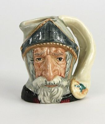 Superb Royal Doulton Collectable Don Quixote D6511 Miniature Character Toby Jug