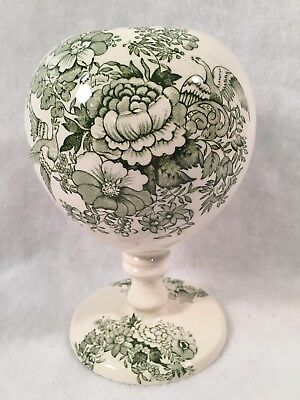 Maling Newcastle-On-Tyne Orb Vase Compote Made in England