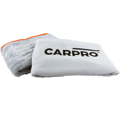 CarPro DHydrate Drying Towel 50x50cm Fluffy Twisted Detailing Microfiber