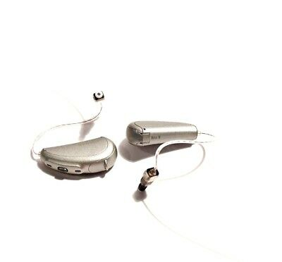 PHONAK Brio R 312T Ric Hearing Aids pair ( limited quantity)
