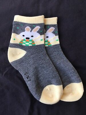 New Toddler Fashion Bunny Pair Of Socks Or Buy 5 Pairs And Get Free Shipping
