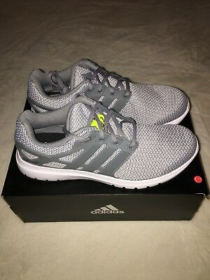 best service 6d120 b90c2 New Men s Adidas Energy Cloud WTC M Running Shoes Grey   Clear Grey size  9.5 us