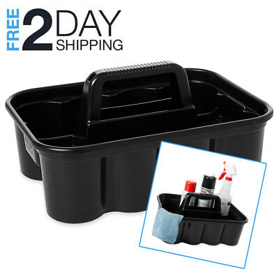 Carry Cleaning Supply Caddy Box Housekeeping Carrying Tools Organizer Storage