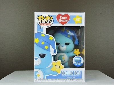 Funko Pop! Animation Care Bears #357: Bedtime Bear FUNKO SHOP LIMITED EDITION