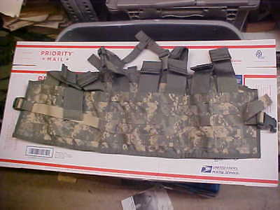 Military Molley 2 Modular Light Weight Load Carrying Tactical Assault Panel #N90
