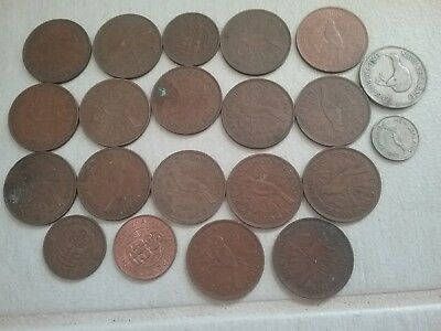 New Zealand Coins Vintage