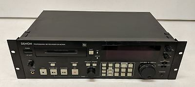1997 Denon DN-M1050R Professional MiniDisc MD Recorder 7121500484 (AS IS PARTS)