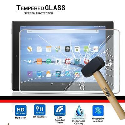 Tablet Tempered Glass Screen Protector Cover For Amazon Kindle Fire HD 10 (2015)