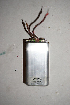 Western Electric 221F 221-F Indr Transformer For Tube Amp