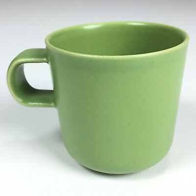 Hoganas Keramiks Nilsson Green Coffee Mug SET OF 4