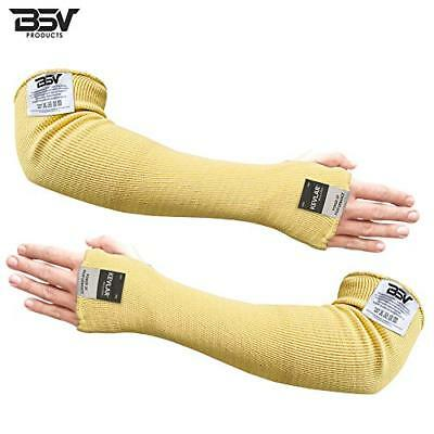 3145-14 Majestic 14 2-Ply Cut & Heat Resistant Sleeves Made W/ Kevlar 1 Pair