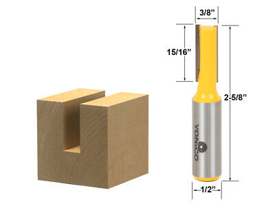"1-1//2/"" Diameter Carbide Forstner Drill Bit 10mm Shank Yonico 43044C"