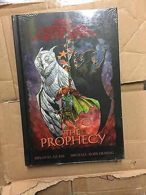 New Sealed Mice Templar: The Prophecy  Hardcover