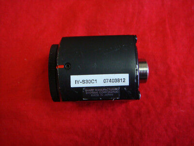 1pcs Used CCD Industrial Camera IV-S30C1