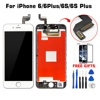 LCD Display Touch Screen Digitizer Replacement with Tools For iPhone 6 6s Plus