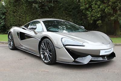 2016 McLaren 570S with Security Pack Petrol silver Semi Auto