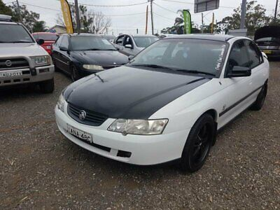 2002 Holden Commodore VY Executive White Automatic 4sp A Sedan