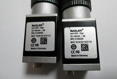1PC Used BASLER CCD ACA1920-25GC #RS19