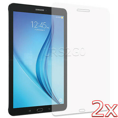 2pcs Tempered Glass Screen Protector For Samsung Galaxy Tab E 8.0-inch SM-T377R