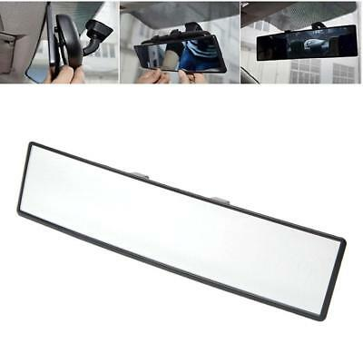 High quality 300mm Wide Curve Convex Interior Clip On Panoramic Rear View Mirror