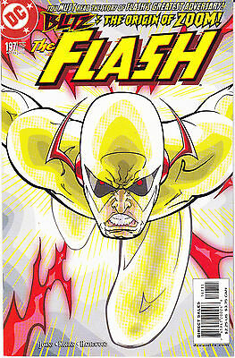 FLASH 197 - 1st APP & ORIGIN ZOOM (MODERN AGE 2003) - 9.2