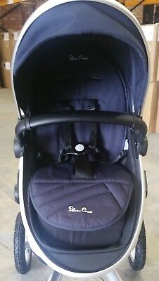 Silver Cross Surf Colour Pack Navy Blue (Pushchair Not Included)