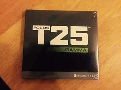 T25 Gamma Cycle Dvd Workout By Shaun T