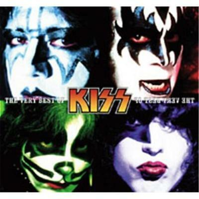 Kiss The Very Best of Remastered CD NEW
