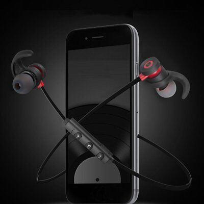 In-Ear Earbuds Headphone BT 4.1 Stereo Earphone Headset Wireless Magnetic
