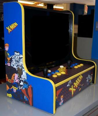 BarTop Jamma Cabinet Multiple Game Arcade! X-Men, Star Wars, Simpsons, Neo Geo