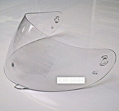 Agv Visor,k3,k4,motorcycle Helmet,clear Street 8 Type.genuine Agv Part