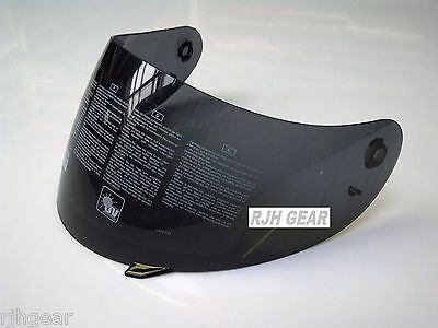 Agv Visor K3,k4, Dark Tint, Motorcycle Helmet, Street 8 Type.genuine Agv Part