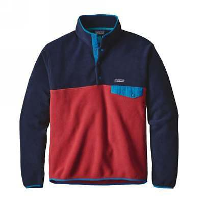 Patagonia Mens Lightweight Synchilla Snap-T Pullover EU Fit