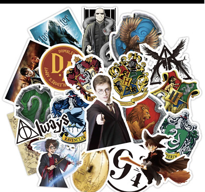 HARRY POTTER Stickers x 10